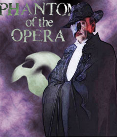 Michael Crawford - The Phantom Incarnate