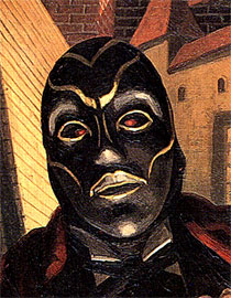 Mask as seen by G. Hildebrandt.