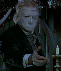 Herbert Lom as Phantom. 1962.