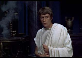 A Fanny Thing Happened on the way to the Forum. Michael Crawford.