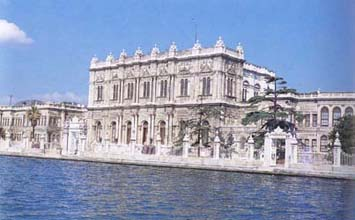 Palace Dolmabahche.