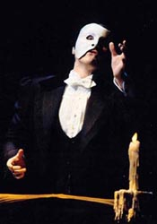 Anthony Warlow as Phantom. Coming soon.